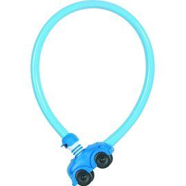 Велосипедний трос ABUS 1505/55 blue, Колір: Голубий
