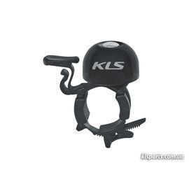 Дзвоник KLS Bang 30 чорний