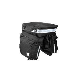Сумка на багажник Sahoo 14892-A-SA чорний