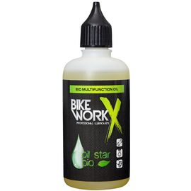 Универсальное масло BikeWorkX Oil Star BIO 100 мл