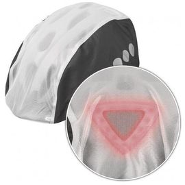 Дождевик на шлем ABUS Helmet Raincap TOPLIGHT black