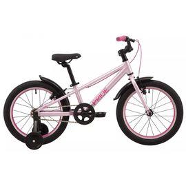"Велосипед 18"" Pride FRIDA 18 2021 рожевий"