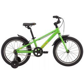 """Велосипед 18"""" Pride ROWDY 18 2021 зелений"""