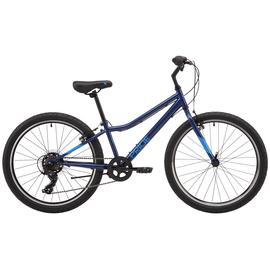 """Велосипед 24"""" Pride BRAVE 4.1 2021 синій, Колір: Синій, Розмір рами: дитячий, Діаметр колеса: 24"""""""