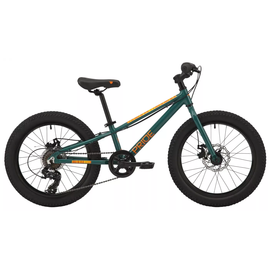 "Велосипед 20"" Pride ROCCO 2.1 2021 зелений"