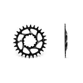 Звезда GARBARUK GXP/DUB MTB Round (BOOST), Цвет: Черный, Размер звезды: 32T