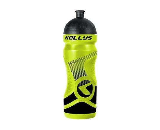 Фляга KLS Sport 700 мл лайм/чорний