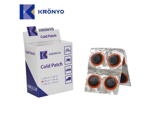Велосипедная латка Kronyo CPO-25 (в коробке 96шт)